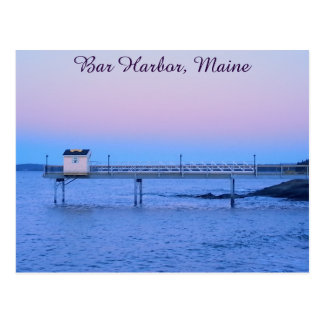 Bar Harbor, Maine Post Card