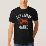 Bar Harbor Maine T-shirts
