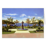 Bar Harbor Maine Waterfront Park Cards