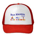 Bar Harbor, ME Mesh Hat