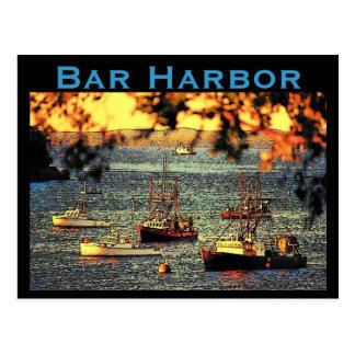 Bar Harbor Postcard