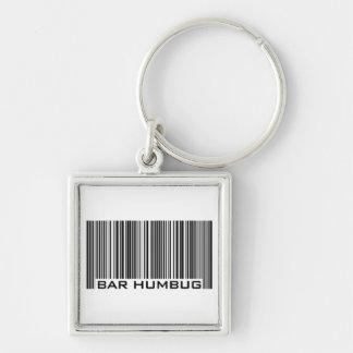 Bar Humbug - Christmas Gift Keychain
