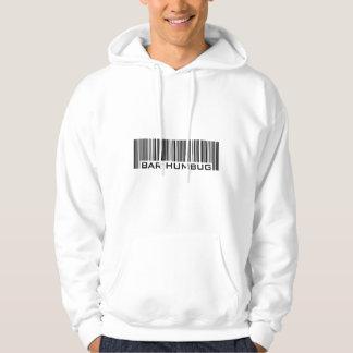 Bar Humbug - For a Very Merry Christmas! Hooded Sweatshirt