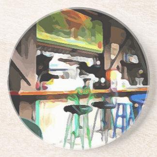 Bar in Key West Coaster