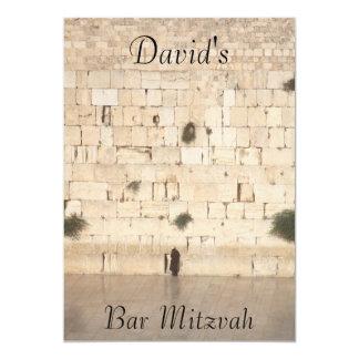 Bar Mitzvah/Bat Mitzvah Invitation