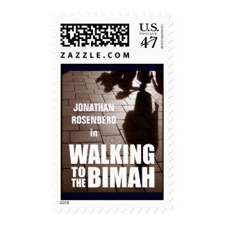 Bar Mitzvah Bimah Stamp, Medium Postage
