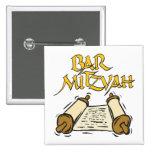 Bar Mitzvah Button