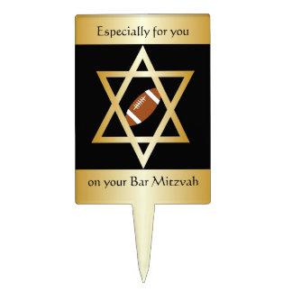Bar Mitzvah Cake Topper