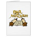 Bar Mitzvah Cards