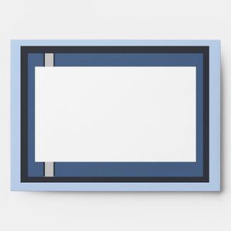 Bar Mitzvah Custom Envelopes