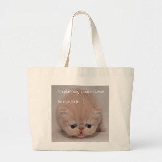 Bar Mitzvah Gift Planning Tote
