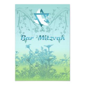 Bar Mitzvah Invitation For Ceremony
