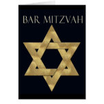 Bar Mitzvah Invitation Greeting Card
