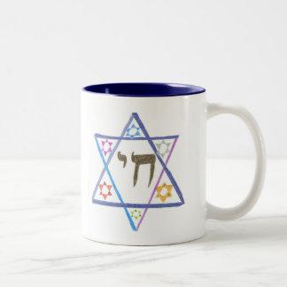Bar Mitzvah Keepsake Mug
