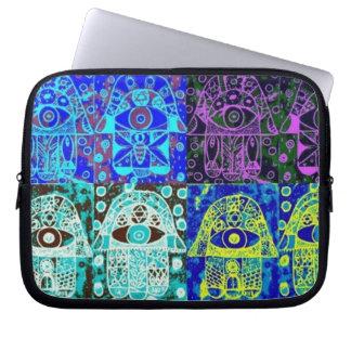 Bar Mitzvah 'LapTop Sleeve GiveAway' : Hamsa Laptop Sleeve