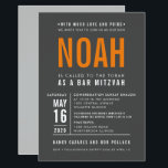 "BAR MITZVAH modern bold block type gray orange Invitation<br><div class=""desc"">by kat massard >>> WWW.SIMPLYSWEETPAPERIE.COM <_0d_0a_-20_-20_-20_-20_-20_-20_-20_-20_-20_-20_-20_-0d_0a_contact20_me20_to20_help20_with20_balancing20_your20_type20_perfectly0d_0a_love20_the20_design2c_20_but20_would20_like20_to20_see20_some20_changes20_-20_another20_color20_scheme2c_20_product2c_20_add20_a20_photo20_or20_adapted20_for20_a20_different20_occasion20_-20_no20_worries20_simply20_contact20_me2c_20_kat40_simplysweetpaperie.com20_-20_i20_am20_happy20_to20_help21_0d_0a_-20_-20_-20_-20_-20_-20_-20_-20_-20_-20_-20_- -="""" contact="""" me="""" to="""" help="""" with="""" balancing="""" your="""" type="""" perfectly="""" love="""" the="""" _design2c_="""" but="""" would="""" like="""" see="""" some="""" changes="""" another="""" color="""" _scheme2c_="""" _product2c_="""" add="""" a="""" photo="""" or="""" adapted="""" for="""" different="""" occasion="""" no="""" worries="""" simply="""" _me2c_="""" _kat40_simplysweetpaperie.com="""" i="""" am="""" happy="""" _help21_=""""></_0d_0a_-20_-20_-20_-20_-20_-20_-20_-20_-20_-20_-20_-0d_0a_contact20_me20_to20_help20_with20_balancing20_your20_type20_perfectly0d_0a_love20_the20_design2c_20_but20_would20_like20_to20_see20_some20_changes20_-20_another20_color20_scheme2c_20_product2c_20_add20_a20_photo20_or20_adapted20_for20_a20_different20_occasion20_-20_no20_worries20_simply20_contact20_me2c_20_kat40_simplysweetpaperie.com20_-20_i20_am20_happy20_to20_help21_0d_0a_-20_-20_-20_-20_-20_-20_-20_-20_-20_-20_-20_-></div>"