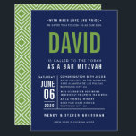 "BAR MITZVAH modern bold block type navy blue green Invitation<br><div class=""desc"">by kat massard >>> WWW.SIMPLYSWEETPAPERIE.COM <_0d_0a_-20_-20_-20_-20_-20_-20_-20_-20_-20_-20_-20_-0d_0a_contact20_me20_to20_help20_with20_balancing20_your20_type20_perfectly0d_0a_love20_the20_design2c_20_but20_would20_like20_to20_see20_some20_changes20_-20_another20_color20_scheme2c_20_product2c_20_add20_a20_photo20_or20_adapted20_for20_a20_different20_occasion20_-20_no20_worries20_simply20_contact20_me2c_20_kat40_simplysweetpaperie.com20_-20_i20_am20_happy20_to20_help21_0d_0a_-20_-20_-20_-20_-20_-20_-20_-20_-20_-20_-20_- -="""" contact="""" me="""" to="""" help="""" with="""" balancing="""" your="""" type="""" perfectly="""" love="""" the="""" _design2c_="""" but="""" would="""" like="""" see="""" some="""" changes="""" another="""" color="""" _scheme2c_="""" _product2c_="""" add="""" a="""" photo="""" or="""" adapted="""" for="""" different="""" occasion="""" no="""" worries="""" simply="""" _me2c_="""" _kat40_simplysweetpaperie.com="""" i="""" am="""" happy="""" _help21_=""""></_0d_0a_-20_-20_-20_-20_-20_-20_-20_-20_-20_-20_-20_-0d_0a_contact20_me20_to20_help20_with20_balancing20_your20_type20_perfectly0d_0a_love20_the20_design2c_20_but20_would20_like20_to20_see20_some20_changes20_-20_another20_color20_scheme2c_20_product2c_20_add20_a20_photo20_or20_adapted20_for20_a20_different20_occasion20_-20_no20_worries20_simply20_contact20_me2c_20_kat40_simplysweetpaperie.com20_-20_i20_am20_happy20_to20_help21_0d_0a_-20_-20_-20_-20_-20_-20_-20_-20_-20_-20_-20_-></div>"