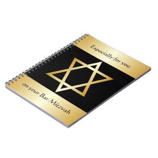 Bar Mitzvah Notebook