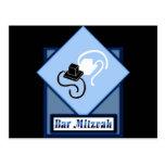 Bar Mitzvah Post Cards