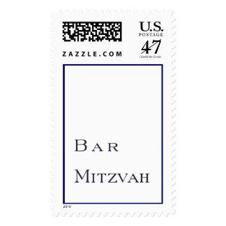 Bar Mitzvah Postage