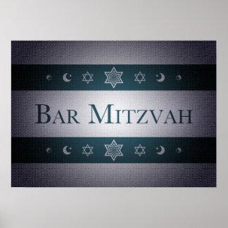 Bar Mitzvah Poster