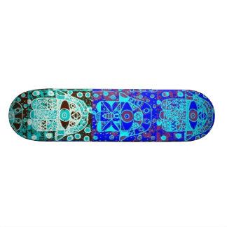Bar Mitzvah 'SkateBoard GiveAway' : Hamsa Skateboard Deck
