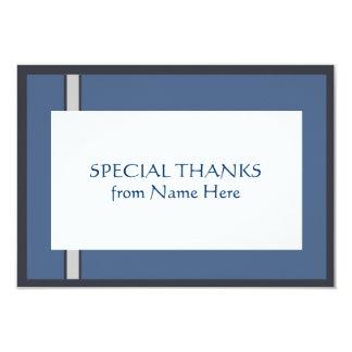 Bar Mitzvah Thank You Cards