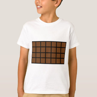 bar of chocolate icon T-Shirt