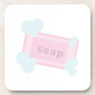 Bar Of Soap Drink Coasters