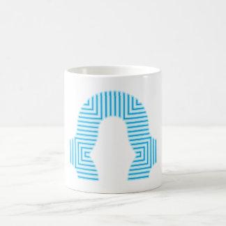 Bar pattern LINE pattern Coffee Mugs
