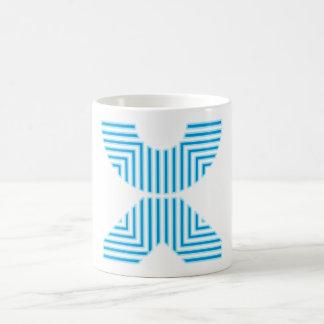 Bar pattern LINE pattern Mug