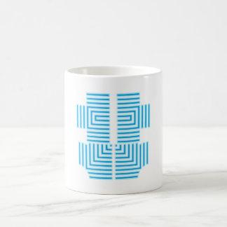 Bar pattern LINE pattern Mugs