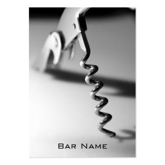 Bar/ Restaurant Business Card