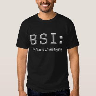 Bar Scene Investigator T Shirt