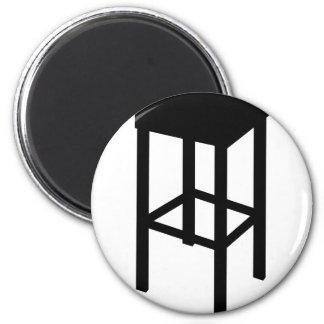 bar stool 2 inch round magnet