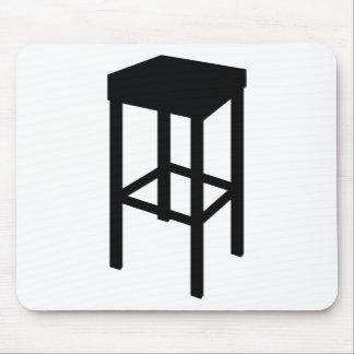 bar stool mouse pad