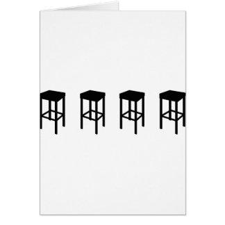 bar stools card