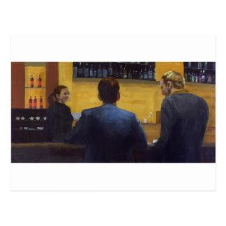 Bar Talk Postcard