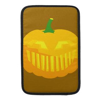 Bar Teeth Jack-O-'Lantern MacBook Air Sleeve