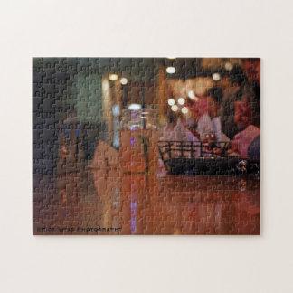 Bar with Jars Jigsaw Puzzle