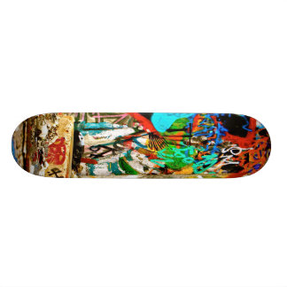 Bara drives! skateboard deck