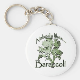 Baraccoli Key Chains