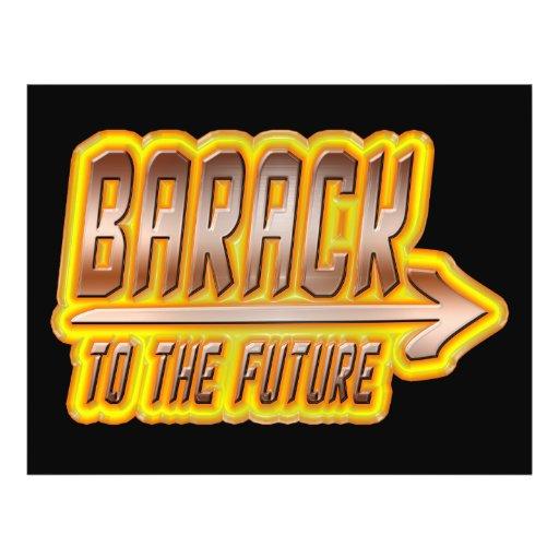 Barack 2012: Al aviador futuro Tarjeton