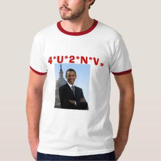 Barack%20Obama%20Capitol, 4*U*2*N*V, TM Tee Shirt