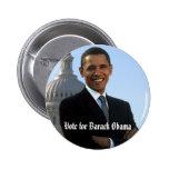 Barack%20Obama%20Capitol, voto para Barack Obama Pins