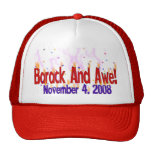 Barack and Awe Mesh Hat