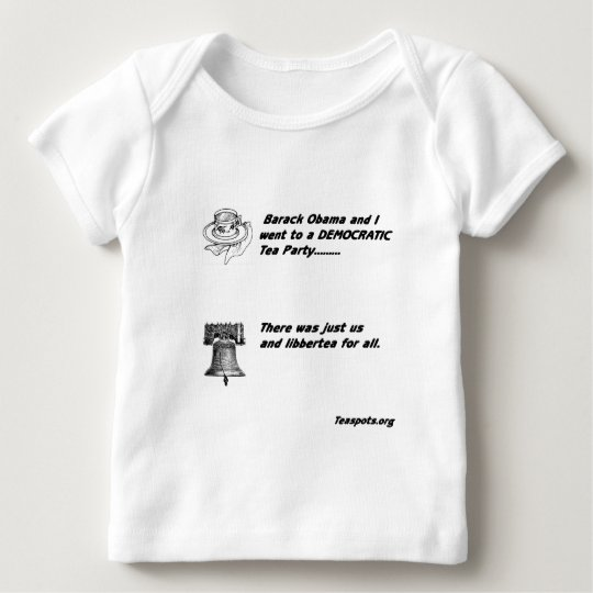 Barack and I Baby T-Shirt
