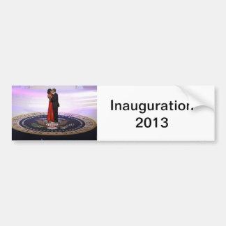 Barack and Michelle Obama Bumper Sticker