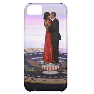 Barack and Michelle Obama Case For iPhone 5C