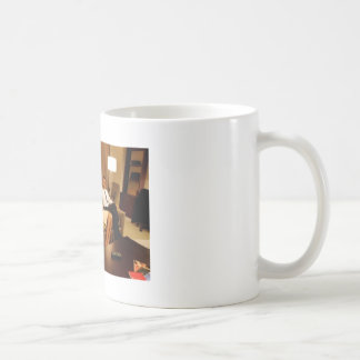 Barack and Michelle Obama Coffee Mug